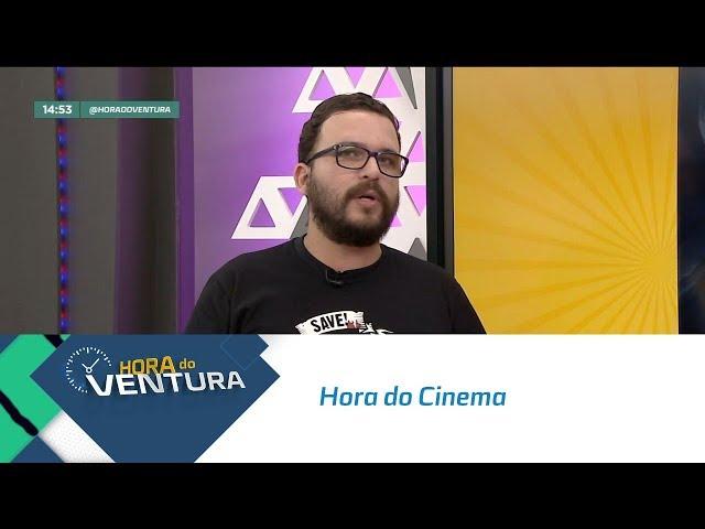 Hora do Cinema: David conta tudo sobre as estreias desta quinta-feira - Bloco 02