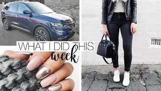 Got A New Car! Organised My Kitchen & Makeup Haul