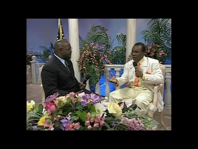 Pastor Marvin Winans Powerful Interview With Pastor Sunday Adelaja On TBN