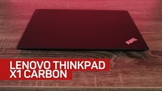 The Lenovo ThinkPad X1 Carbon targets traditional travelers