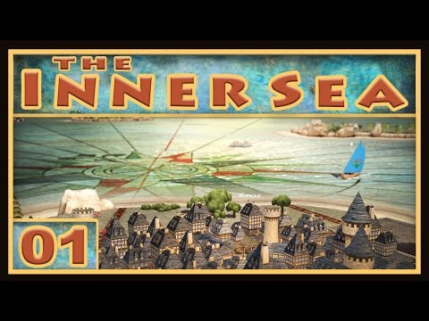 The Inner Sea Gameplay:  Worst Salesman Of The Sea  (Inner Sea Let's Play part 1)