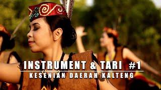 Download Mp3 Instrumen & Tari 1  Musik.by. Budi P.  Kesenian Daerah Kalteng
