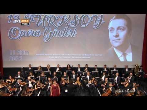 19. TÜRKSOY Opera Günleri - Konserin Tamamı - Klasik - TRT Avaz