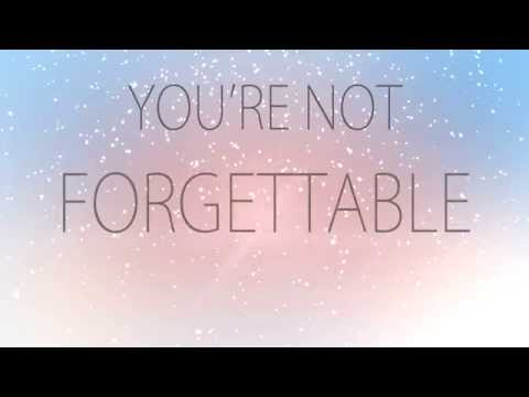 Project 46 - Forgettable (feat. Olivia) Unofficial Lyric Video