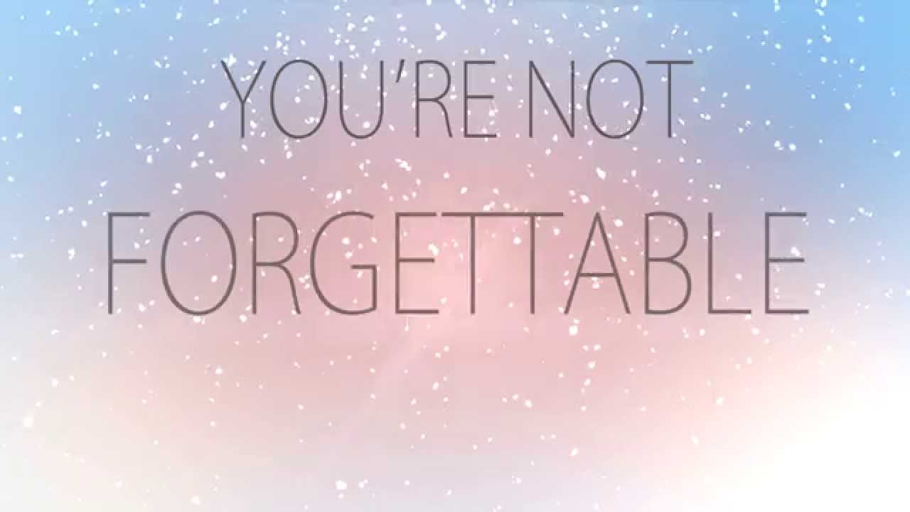 project-46-forgettable-feat-olivia-unofficial-lyric-video-chris-yu