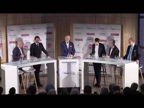 """EuroMinds 01.02.2020, 1. Panel """"Digitales Europa"""""""