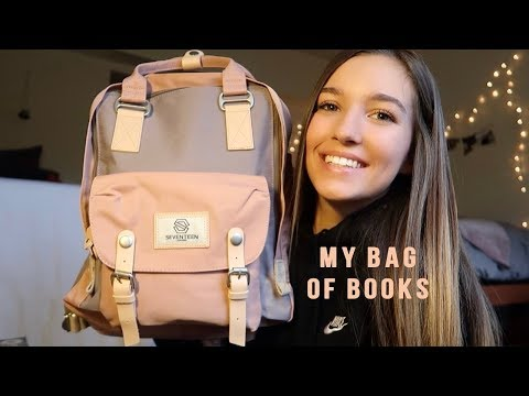 What's In My Backpack! | College Freshman