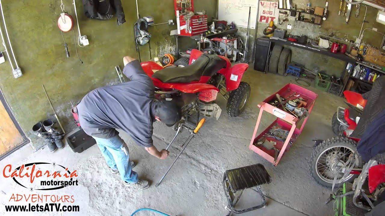 How We Remove The Rear Axel Bearing A Honda Trx 250 Ex Youtube. How We Remove The Rear Axel Bearing A Honda Trx 250 Ex. Honda. 1986 Honda 250sx Rear Diagram At Scoala.co