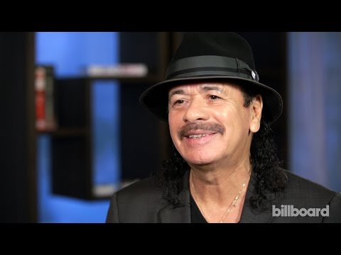 Carlos Santana Interview: Being a Living Legend & Van Halen vs. Hendrix in a Game of 'This or That'