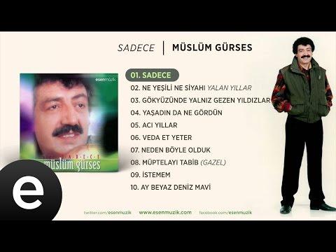 Sadece (Müslüm Gürses) Official Audio #sadece #müslümgürses