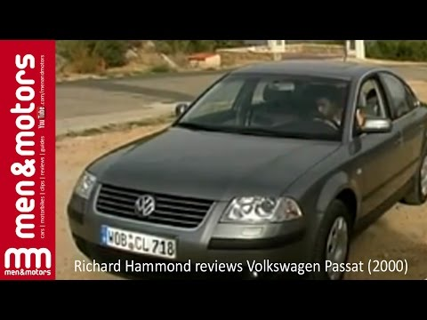 Richard Hammond Reviews Volkswagen Passat (2000)