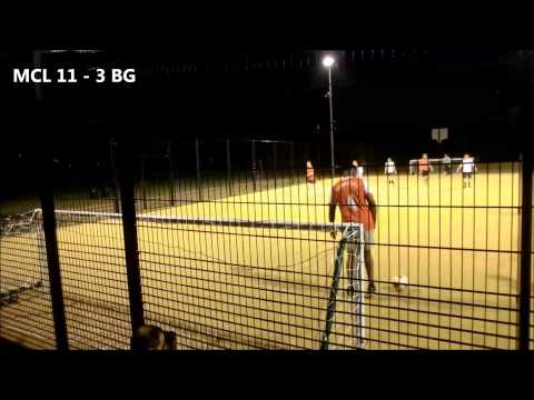 MCL vs British Gas 5aside