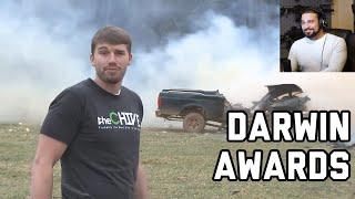 The Worst Internet Gun Fails #2 - The Darwin Awards