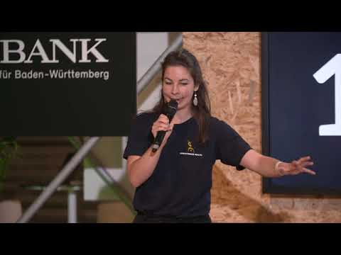 Start-up BW Elevator Pitch, 08.10.18 Regional Cup Stuttgart | Urban Dance Health