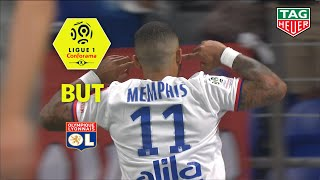 But Memphis DEPAY (48') / Olympique Lyonnais - Angers SCO (6-0)  (OL-SCO)/ 2019-20