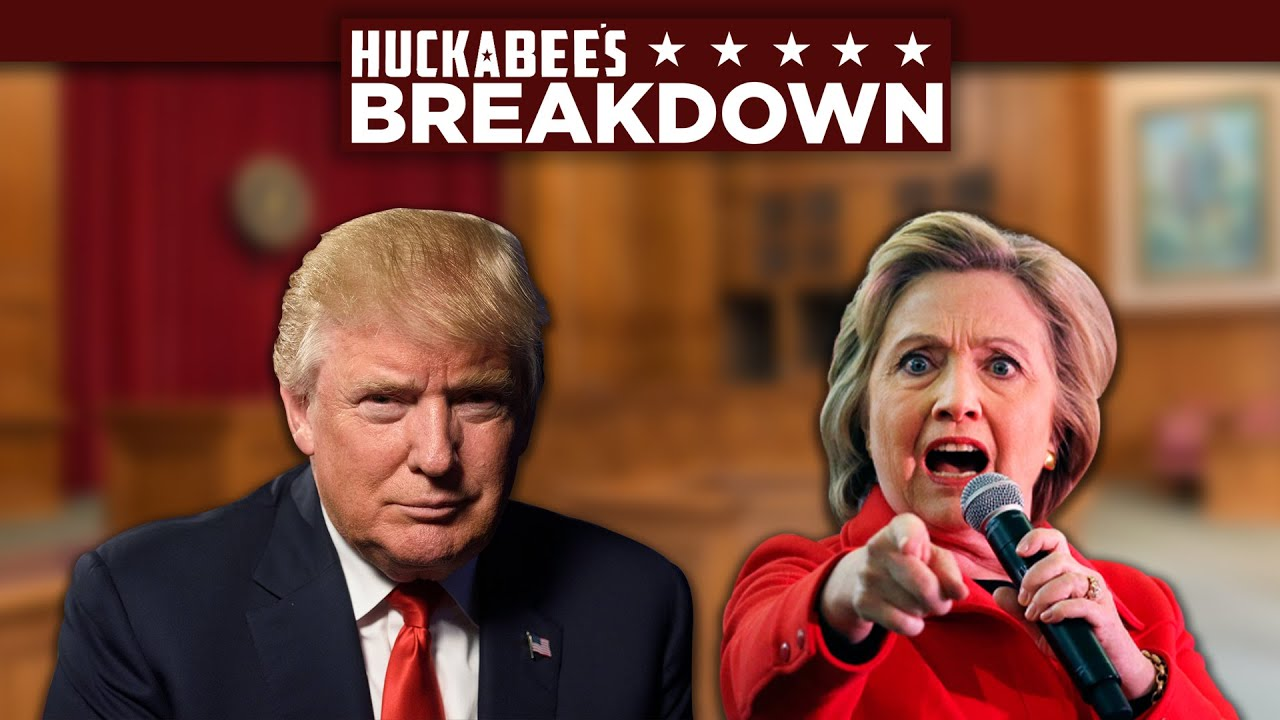 Breakdown: MORE Deep State Treachery Brought To Light & Hillary Gets Her Day In Court | Huckabee