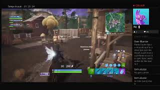 We pass the 2000 points in the fortnite arena