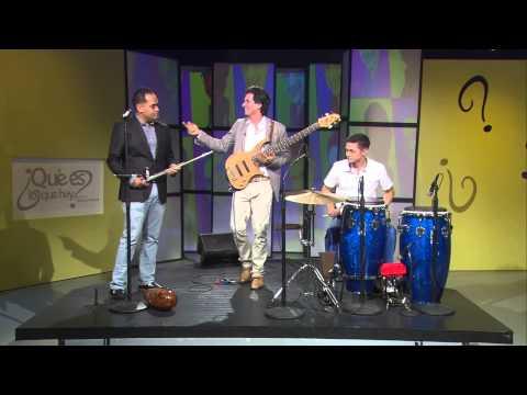 Kalani Trinidad, Daniel Díaz y Ramón Vázquez Trío