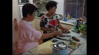 Mdm. Goh Suan Choo : Home Cooked Roast Pork