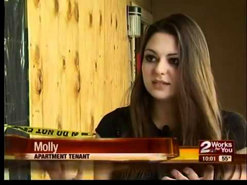 Victim speaks out about meth lab explosion - YouTube