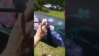 Painting Mama