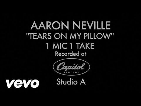 Aaron Neville - Tears On My Pillow (1 Mic 1 Take)