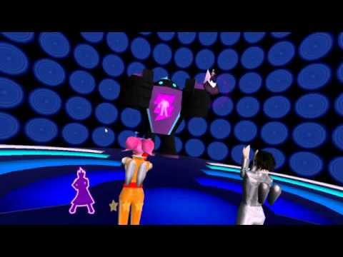 Sega Space Channel 5 w Michael Jackson