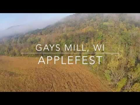 Gays Mills, WI - Applefest Annual Fall Celebration