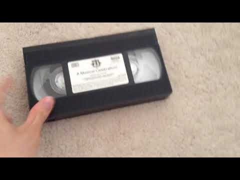 Sesame Street's 25th Birthday: A Musical Celebration VHS Overview