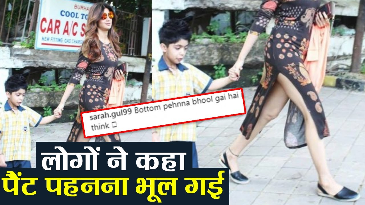 Shilpa Shetty Gets Trolled For Going Pantless Check Out Here Filmibeat Youtube Now playing01:01shilpa shetty gets brutally trolled after throwback picture goes viral. shilpa shetty gets trolled for going pantless check out here filmibeat