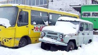 Сахалин получит более 100 современных автобусов