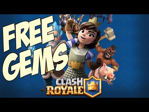 Clash Royale Hack - Clash Royale Cheats - Clash Royale Free Gems *