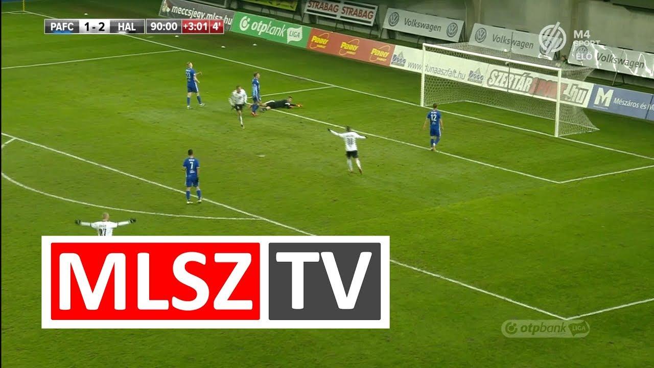 Bouard Ramos Myke duplázása a Puskás Akadémia FC - Swietelsky Haladás mérkőzésen