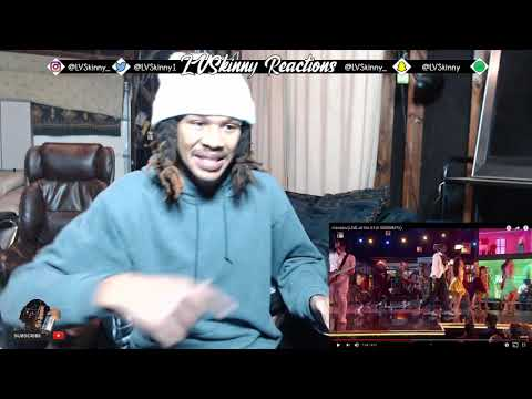 Camila Cabello & Young Thug - Havana (LIVE at the 61st GRAMMYs) (Reaction Video) Mp3