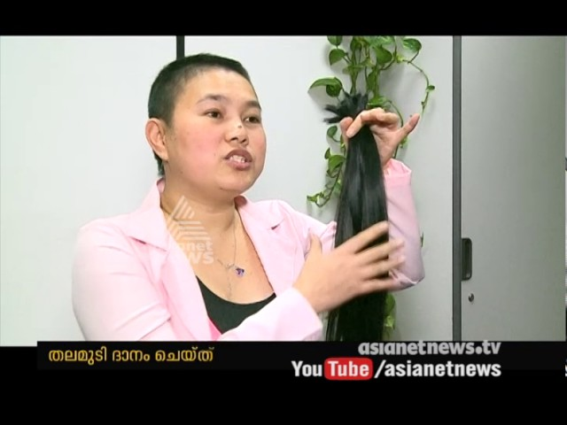 Philipines woman donate hair to help cancer patients get wigs in Dubai | Gulf News