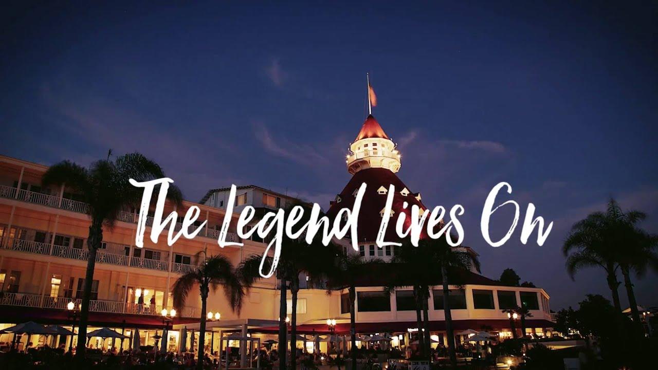 Hotel Del Coronado Legend Lives