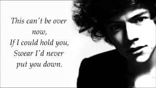 Diana - One Direction (Lyrics - Pictures)