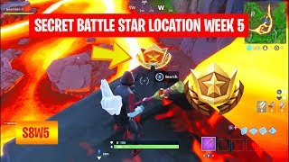 Secret Battle Star Banner Season 8 Week 5 Challenges Fortnite Battle Royale