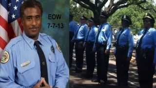 RODNEY THOMAS - NOPD - OFFICER DOWN - EOW-7-7-13