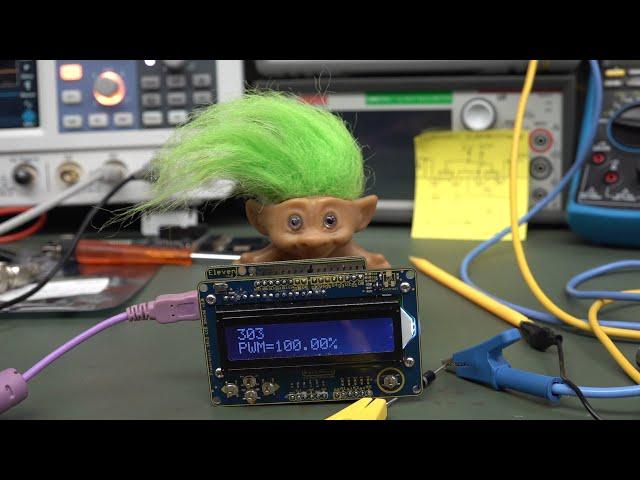 EEVblog 1384 - Halve Your Processor Power Consumption!