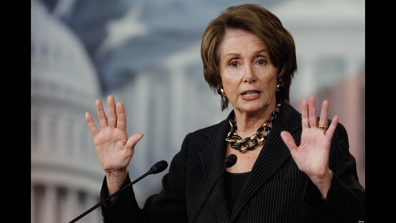 Defiant Nancy Pelosi says she's not going anywhere | Nancy ...