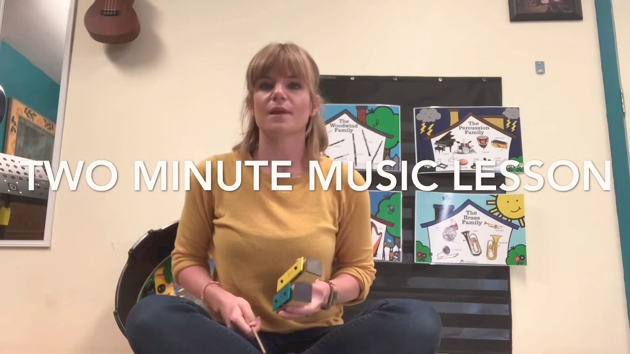 Long and Short Sounds - Music Lessons For Kids