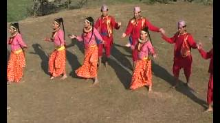 Salaijo Jhaure folk song and dance of Nepal |100% pure original nepali culture|