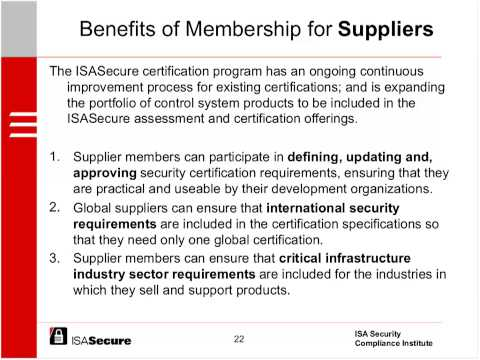 The Importance of Software Security Assurance in Industrial Control System ICS) Applications