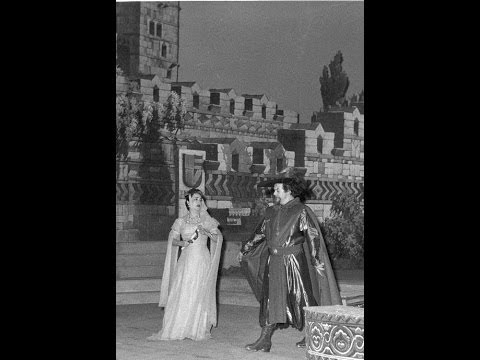 Simon Boccanegra - Giuseppe Verdi - 1961 GENCER,GOBBI,PANERAI,TOZZI,GAVAZZENI