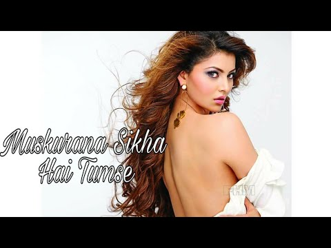 Muskurana Sikha Hai Tumse - Beautiful Romantic Hot Sexy Video - Sameer Khan And Urvashi Rautela