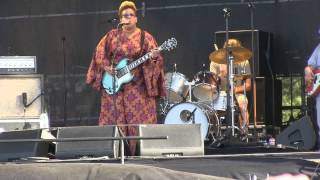 "Alabama Shakes- ""Always Alright"" (1080p) Live at Lollapalooza 8-1-2015"