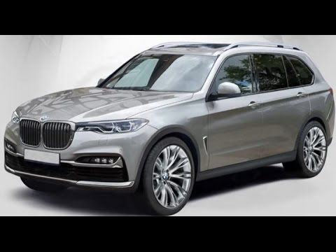 Bmw X7 2018 Youtube