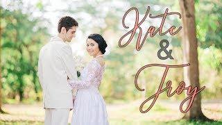 OUR WEDDING DAY | Kate & Troy Bladon