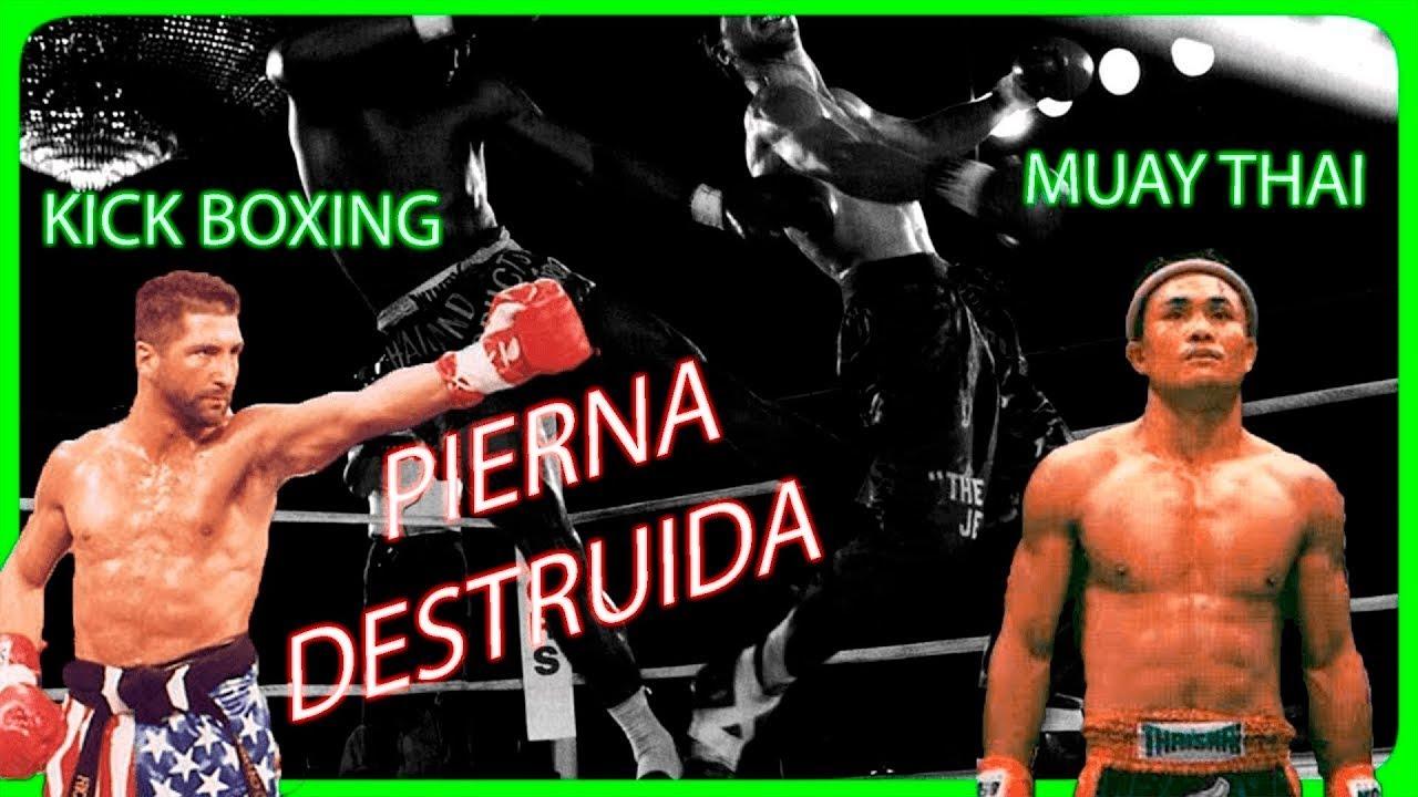 El Combate que CAMBIÓ EL MUNDO (de las MMA) ▶ MUAY THAI vs KICKBOXING (1988)